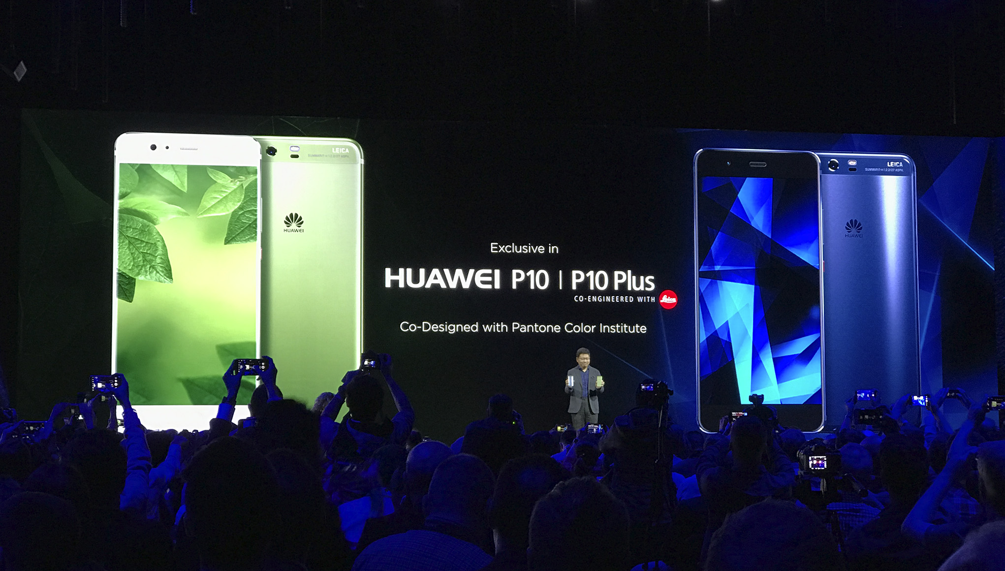 Huawei P10 – klar til april