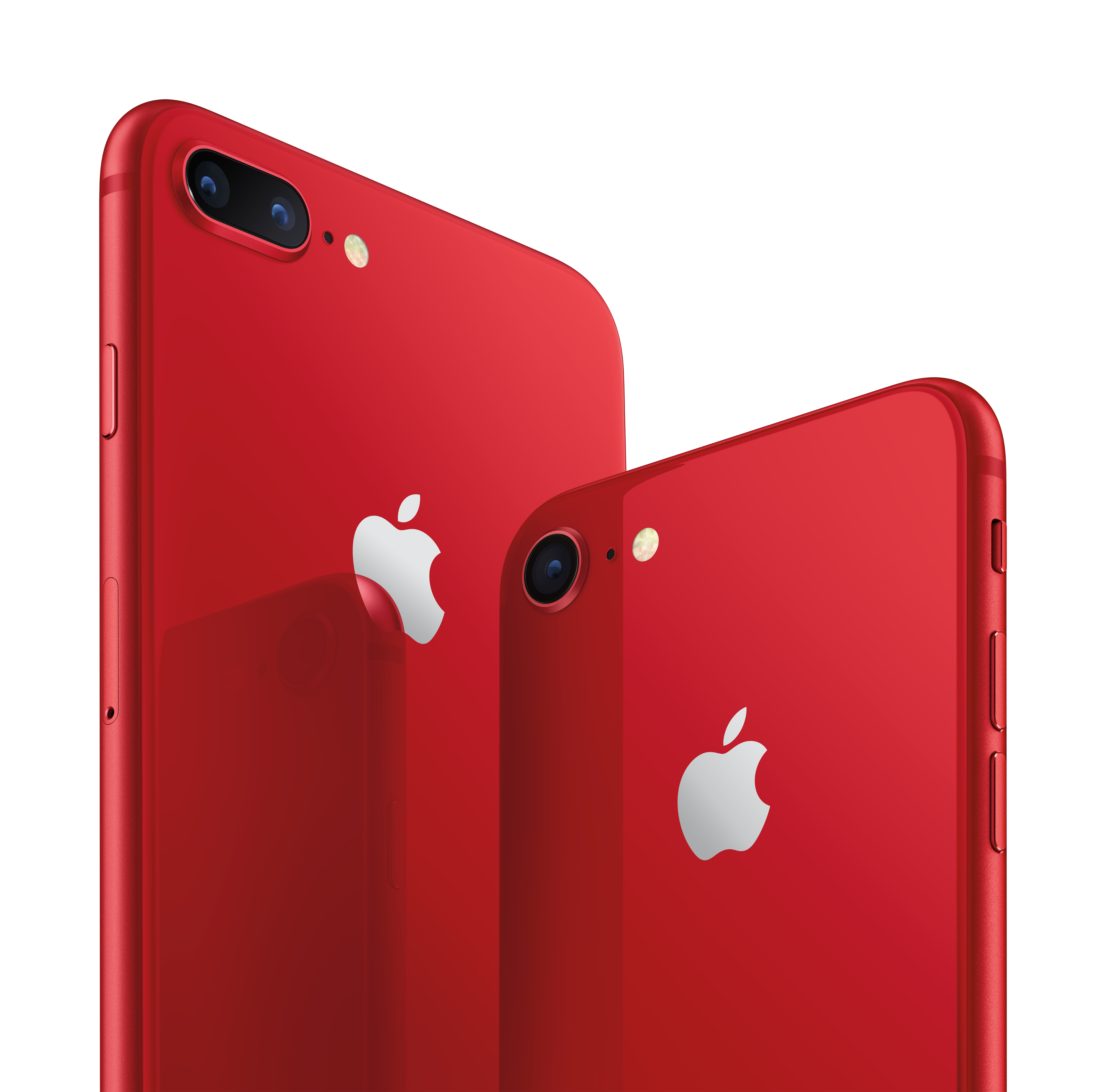 iPhone 8 & iPhone 8 Plus (Product) Red